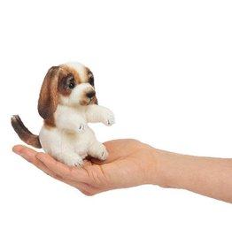 Folkmanis Finger Puppet - Dog