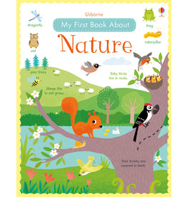 Usborne My First book About Nature