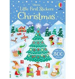 Usborne Little First Christmas Sticker Book