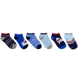 Sharks Kids Socks 6pr