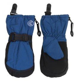 Denim Blue Waterproof Mittens