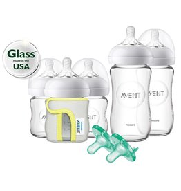 Philips Avent Natural Newborn Glass Starter Set