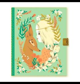 Djeco Elodie Secrets Notebook