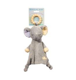 Douglas Toys Joey Gray Elephant Teether