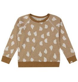 Turtledove London Bear Organic Jacquard Sweatshirt