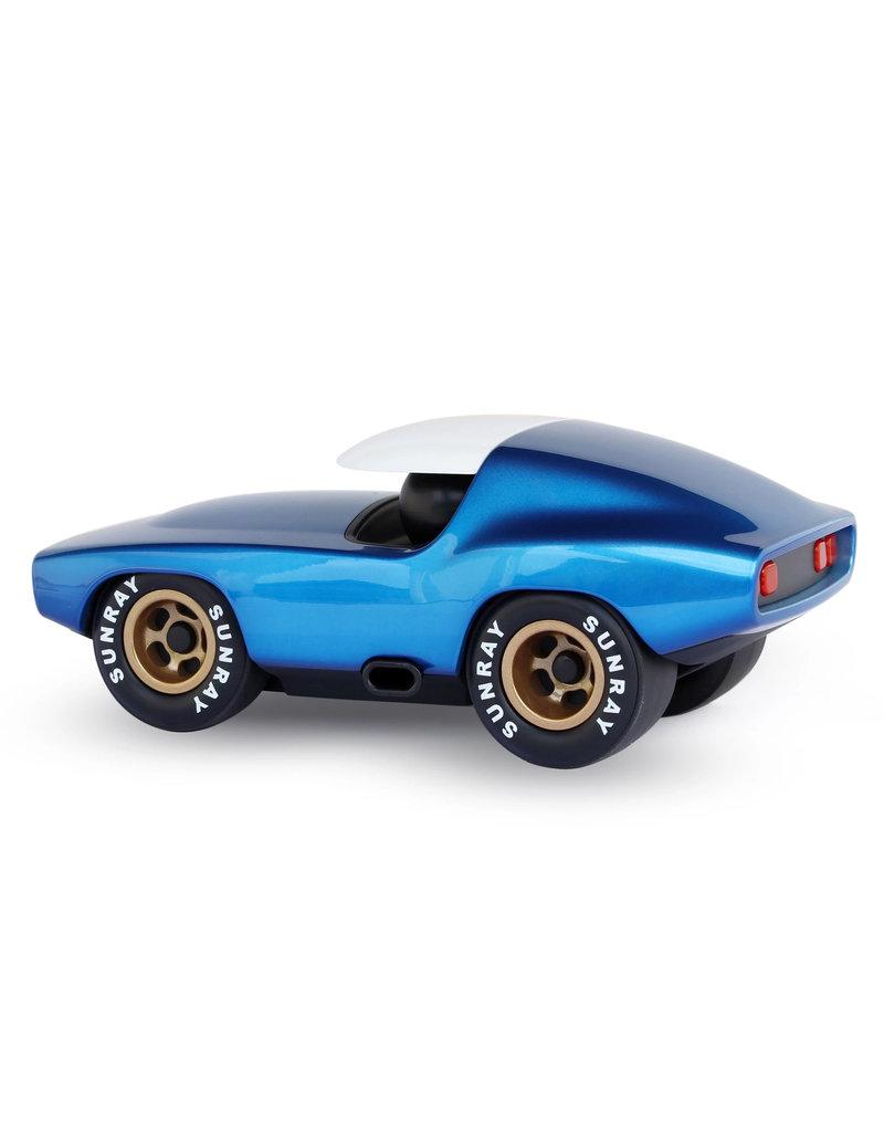 Playforever Leadbelly Sonny Muscle Car - Blue