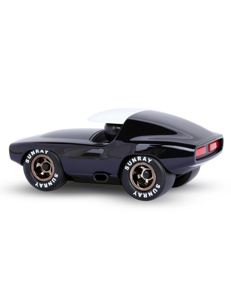 Playforever Leadbelly Skeeter Muscle Car - Black