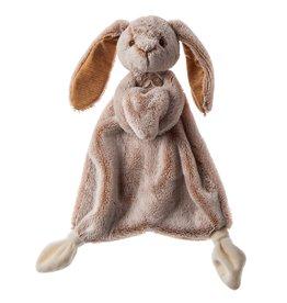 "Silky Bunny Lovey 13"" - Tan"