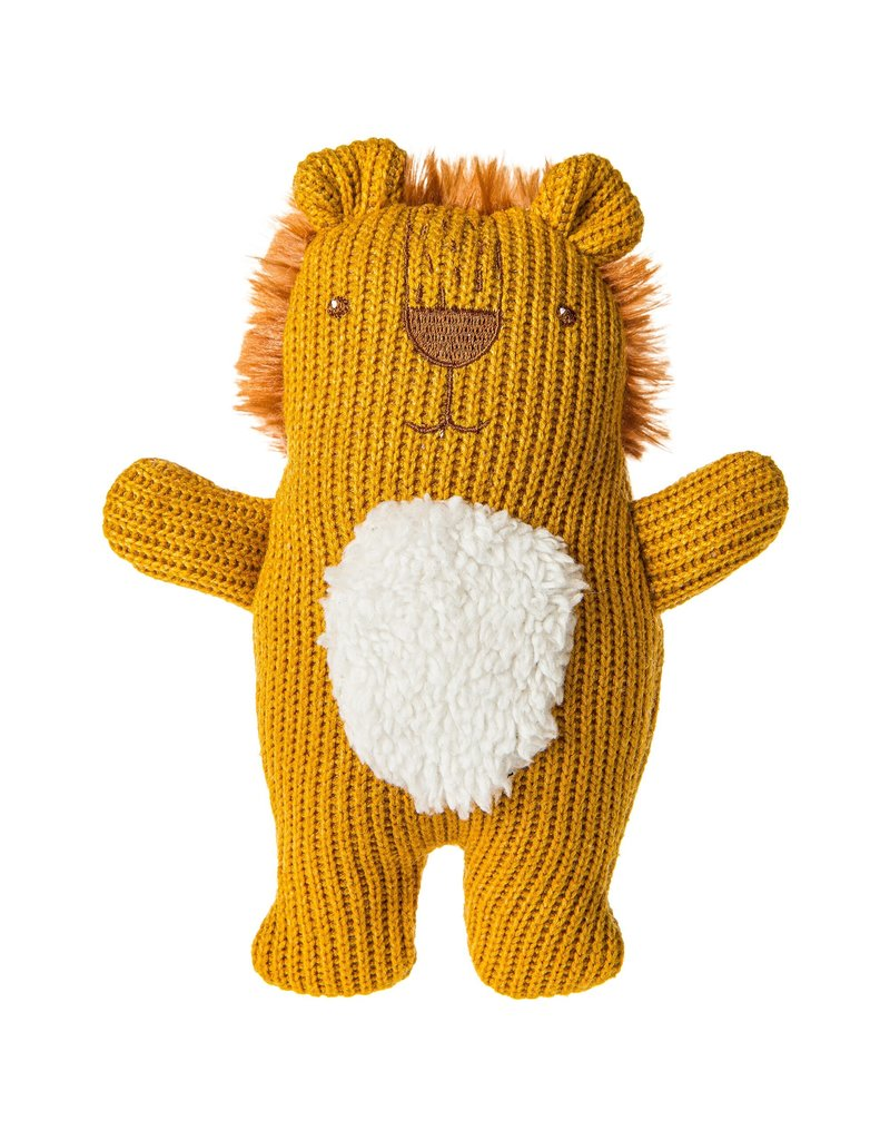 Knitted Lion