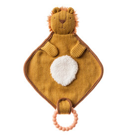 Knitted Lion Lovey