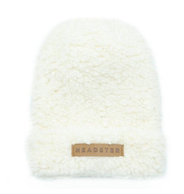 Headster Sherpa Toque, Cream