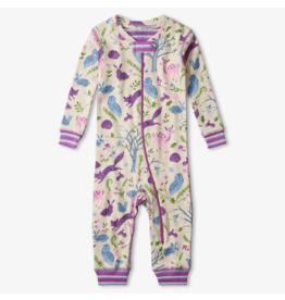 Hatley Magical Forest Organic Coverall
