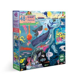 Eeboo Within the Sea Giant Puzzle 48pc