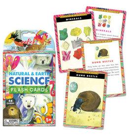Eeboo Earth Science Flash Cards
