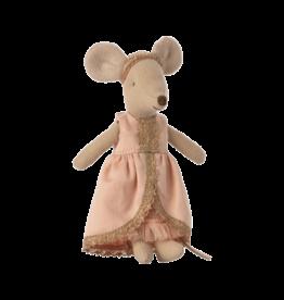 Maileg Mouse Wardrobe: Princess Dress, Dusty Rose