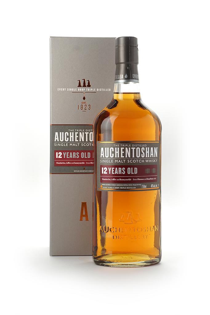 Auchentoshan 12 Year Single Malt Scotch Whisky