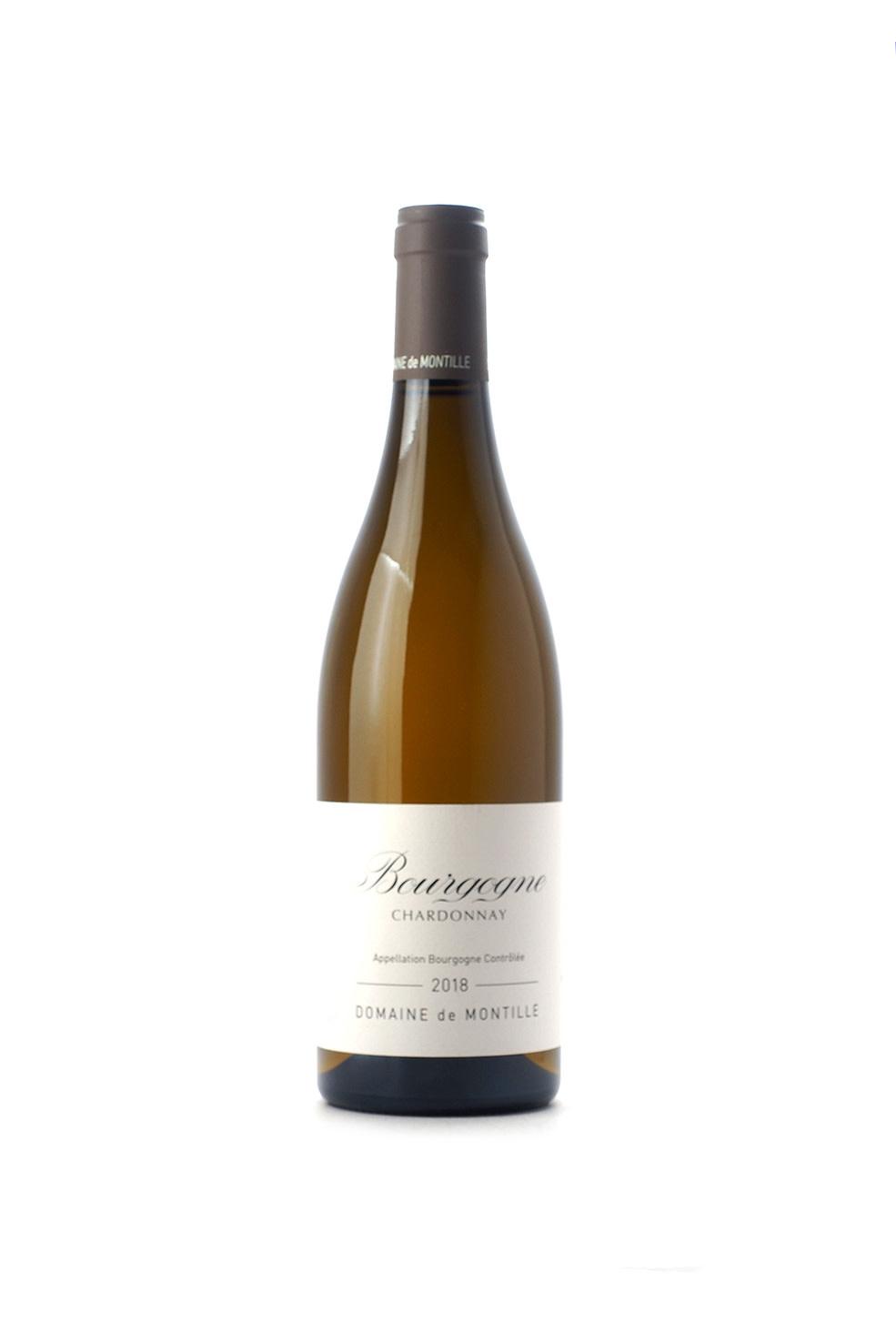 Domaine De Montille Bourgogne Blanc 2018