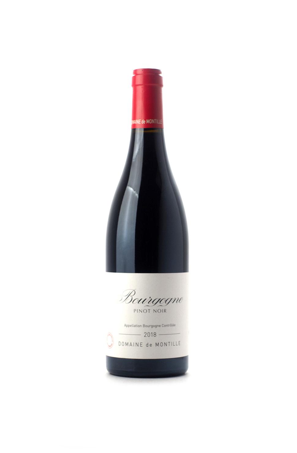 Domaine De Montille Bourgogne Rouge 2018