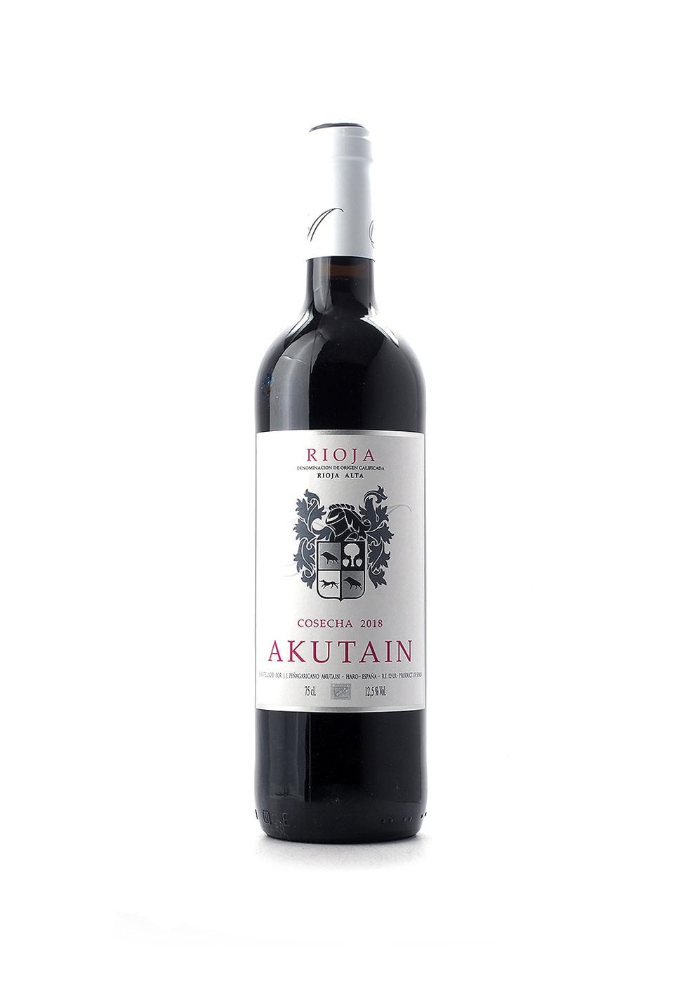 Akutain Rioja Cosecha 2018