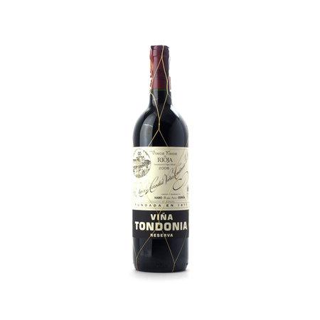 Lopez de Heredia Vina Tondonia Rioja Reserva 2008