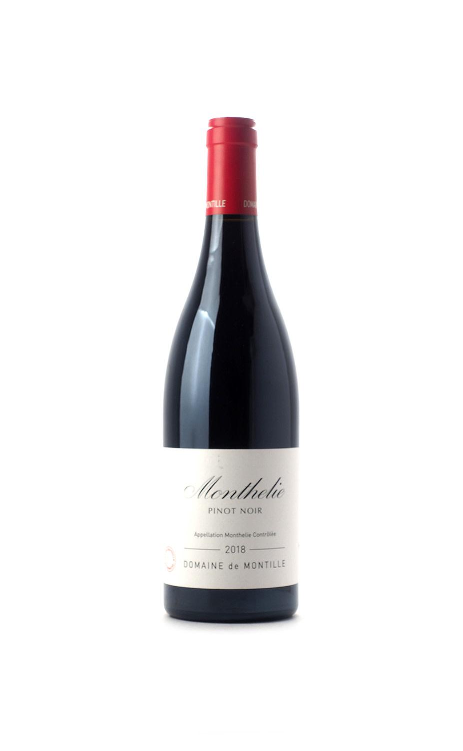 Domaine De Montille Monthelie Rouge Vin Nature 2018