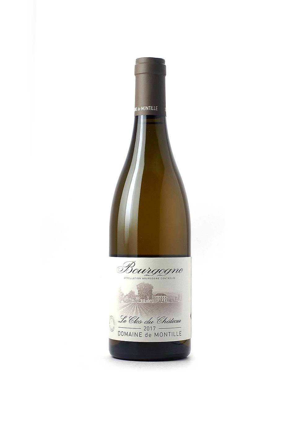 """Domaine De Montille """"Le Clos du Chateau"""" Bourgogne Blanc 2017"""
