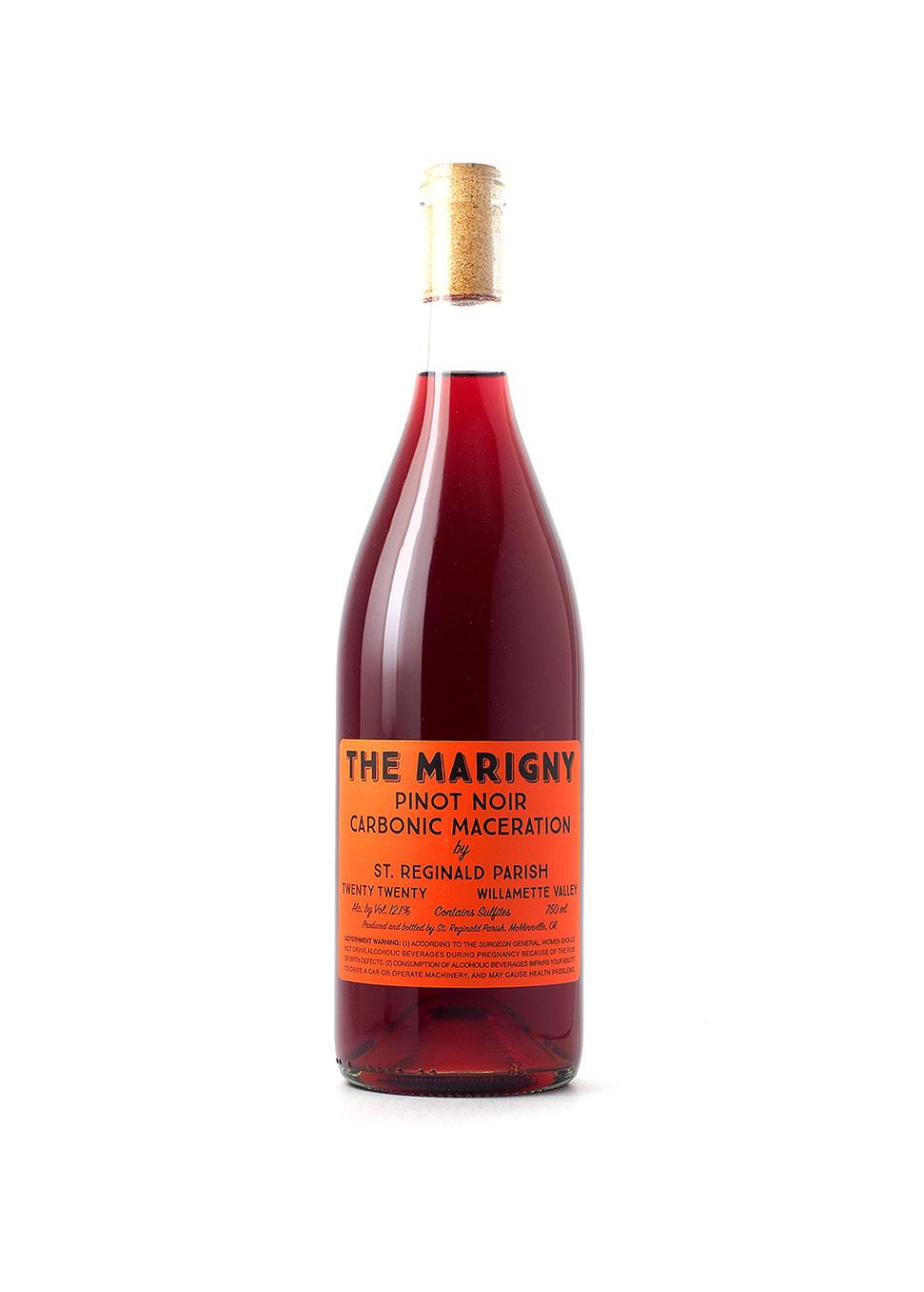 St. Reginald Parish The Marigny Carbonic Pinot Noir 2020