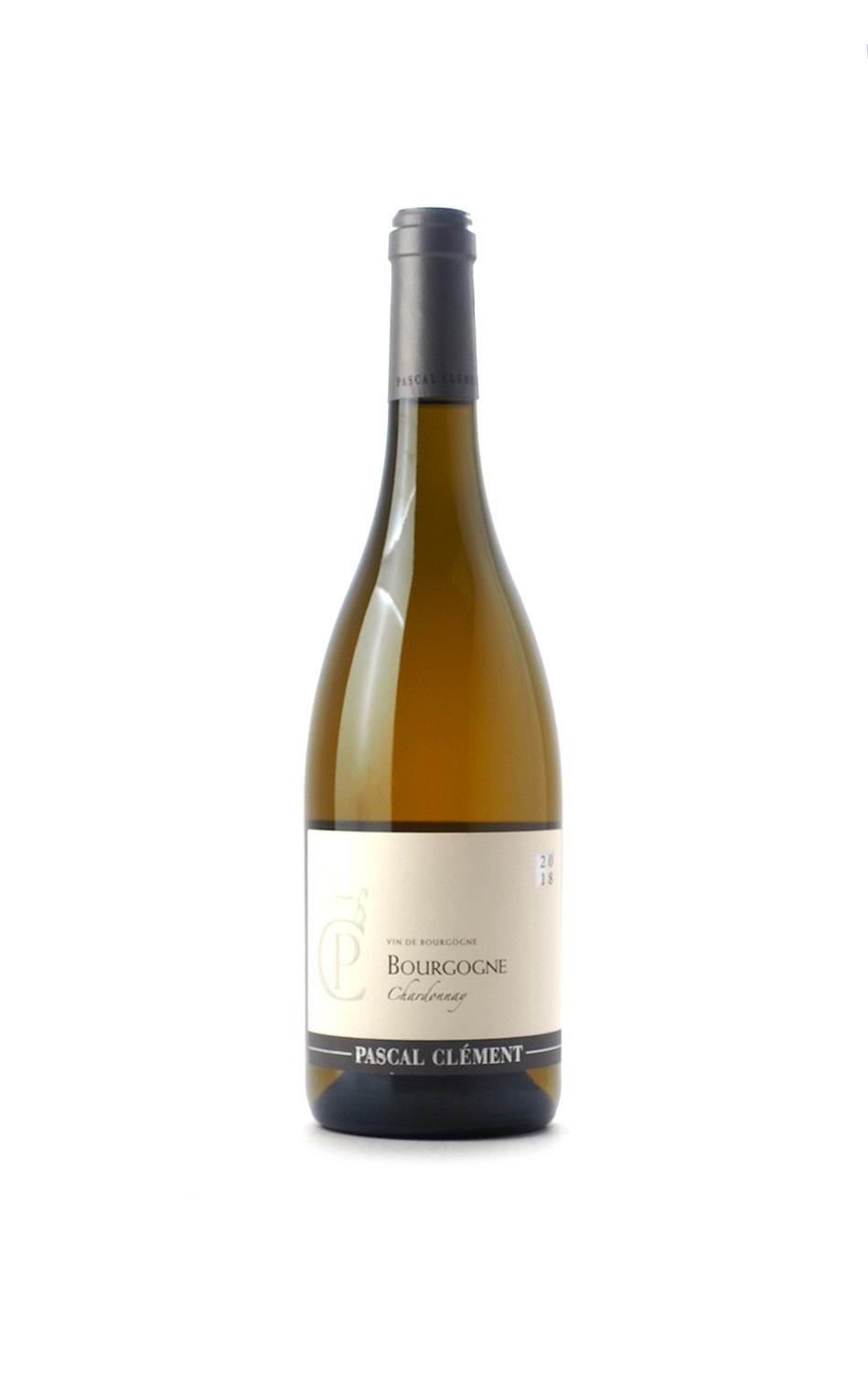 Pascal Clement Bourgogne Blanc 2018