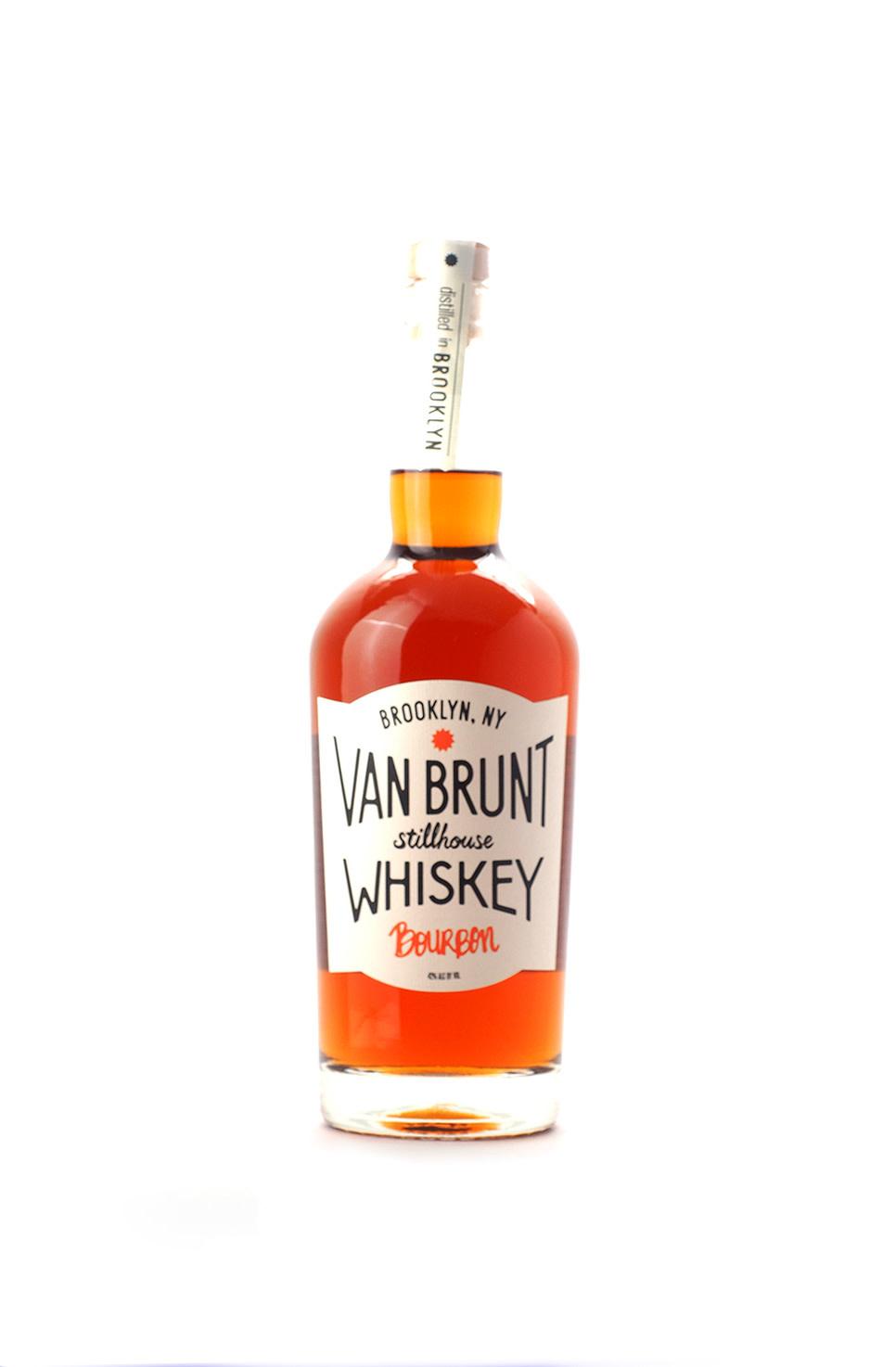 Van Brunt Stillhouse American Whiskey 375ml