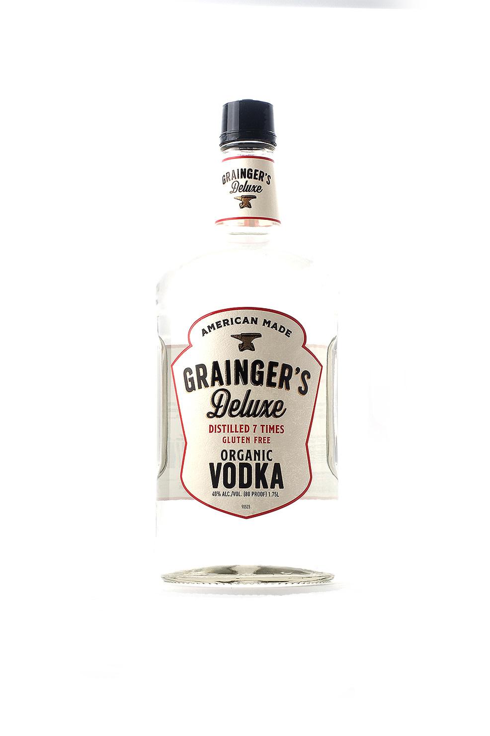 Grainger's Organic Vodka 1.75L