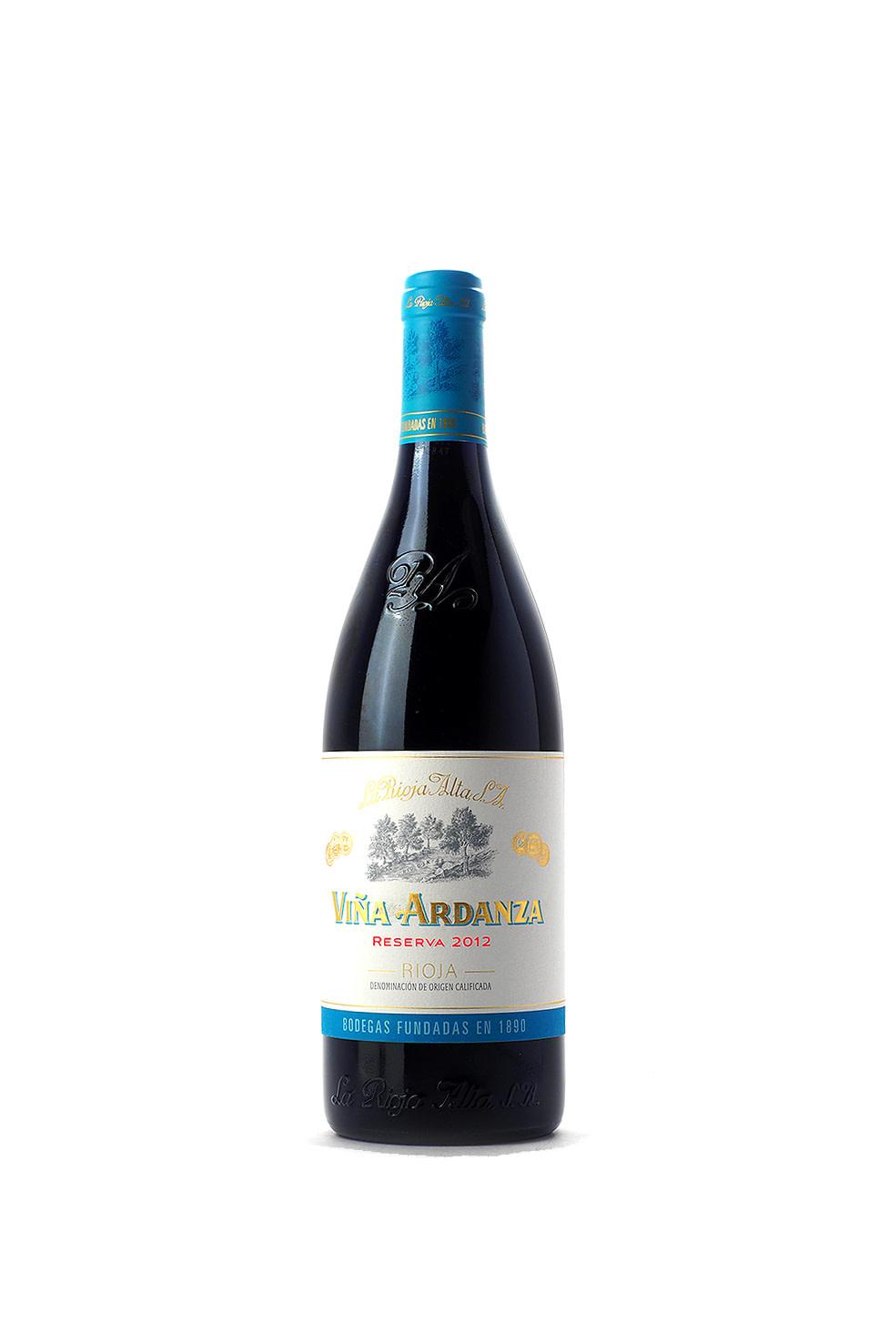 La Rioja Alta Vina Ardanza Rioja Reserva 2012