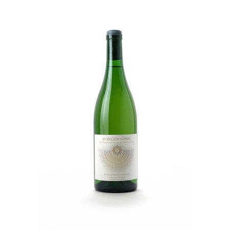 Morgen Long Chardonnay Seven Springs Vineyard Eola-Amity Hills 2017