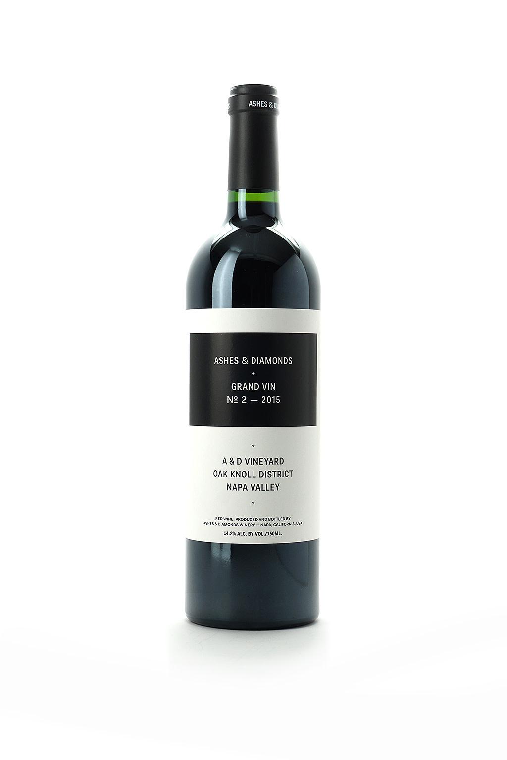Ashes & Diamonds Grand Vin No. 2 2015 Red Blend