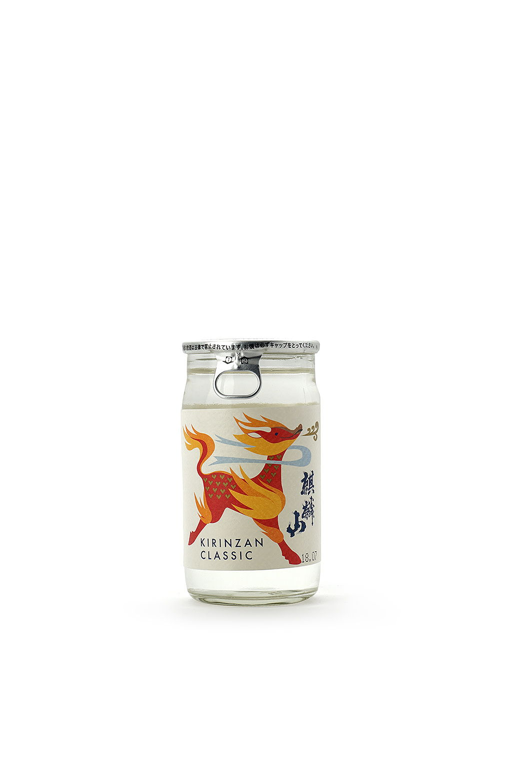Kirinzan Sake Classic 180ml
