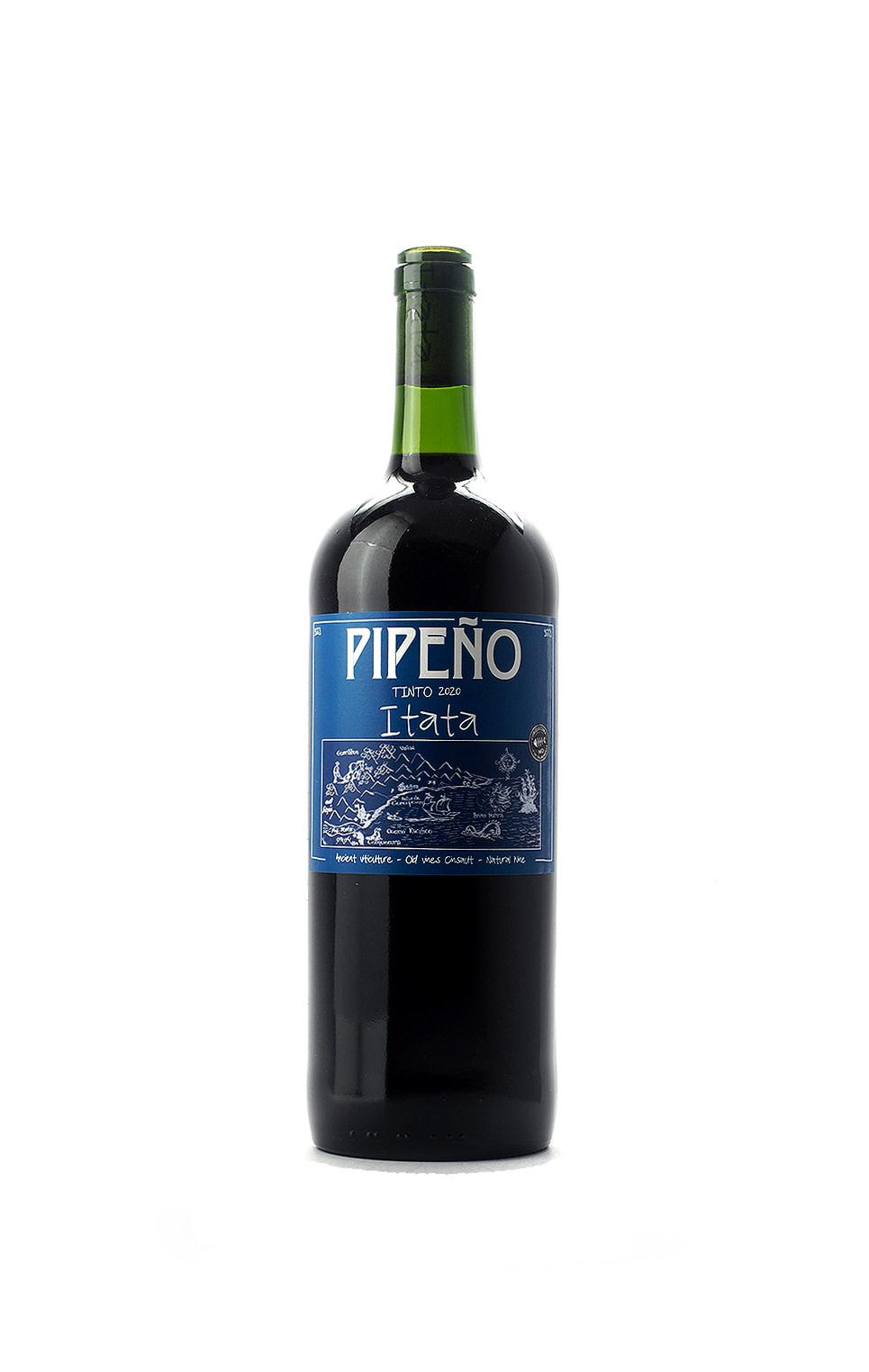 Vinateros Bravos Pipeno 2020 1L