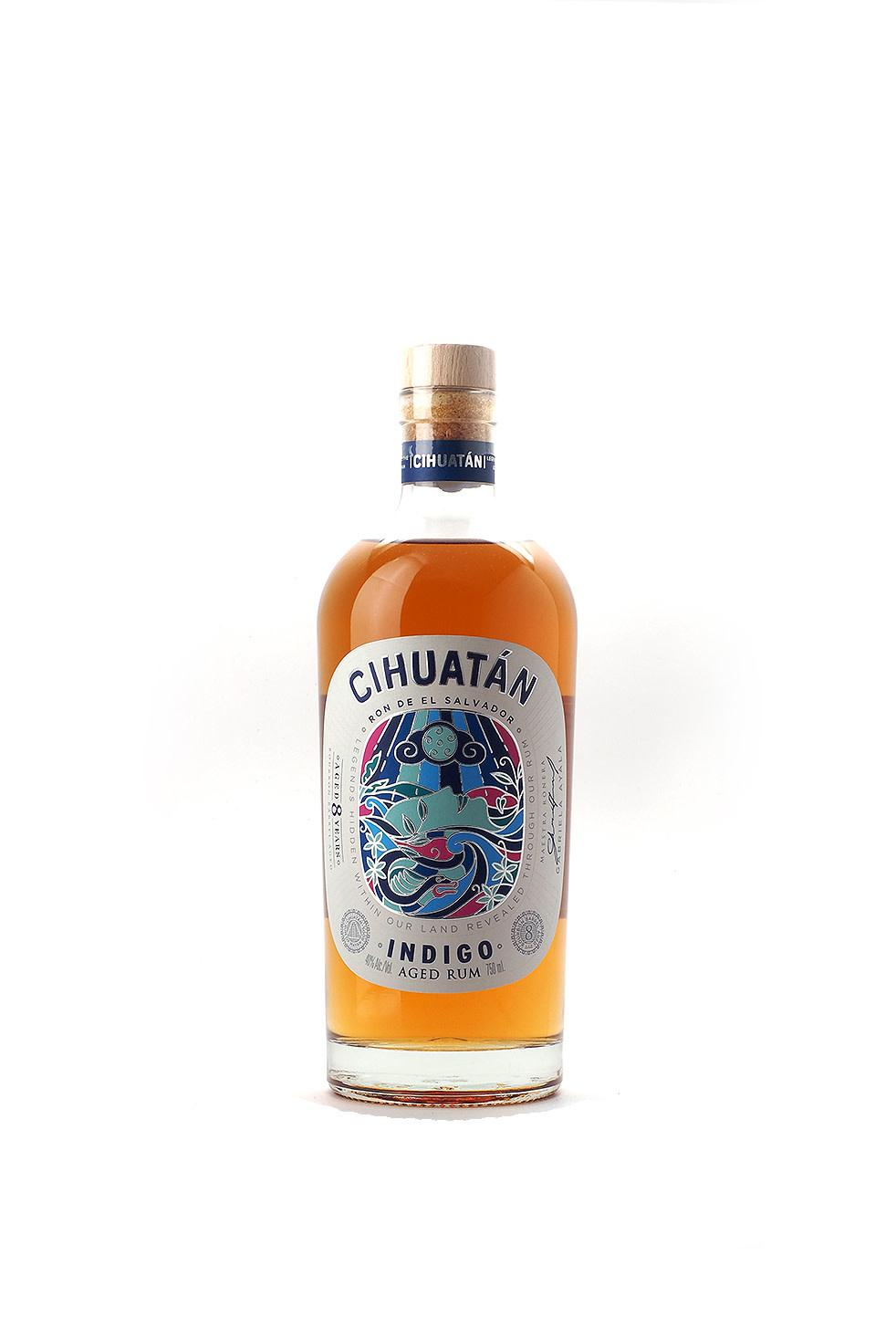 Cihuatan Distillery Indigo Rum 8yr
