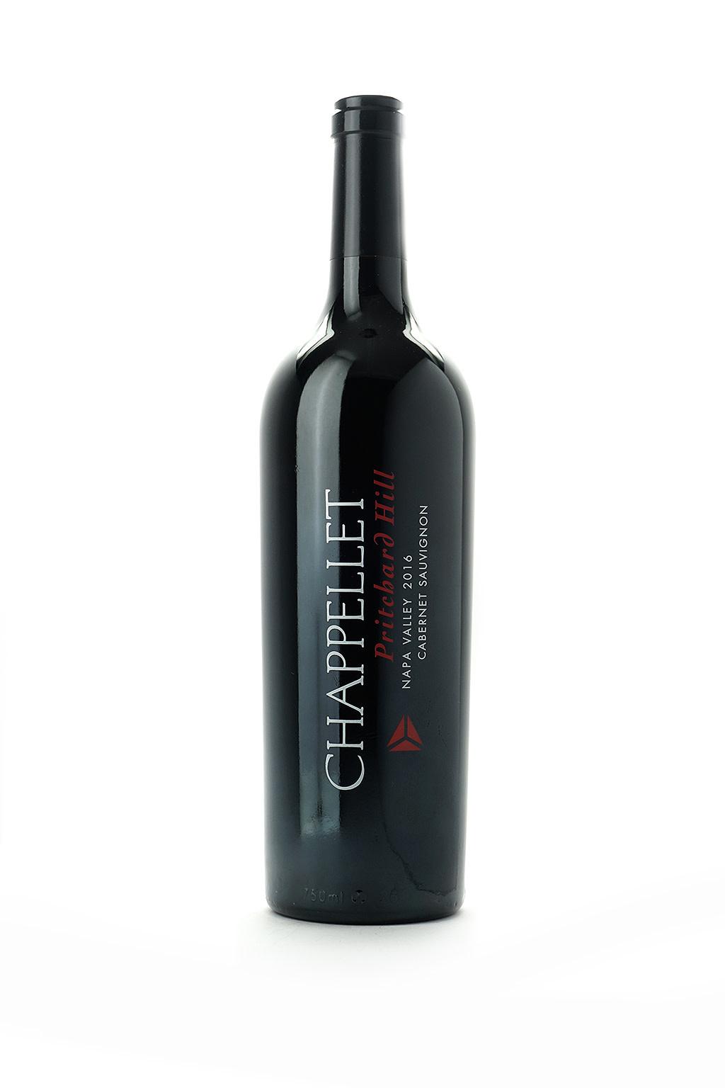 Chappellet Cabernet Sauvignon Pritchard Hill 2016