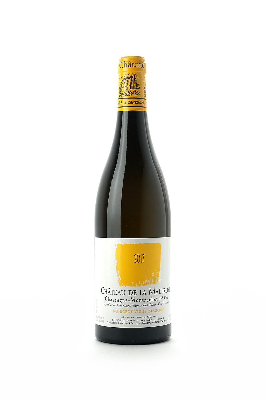 Chateau Maltroye Chassagne-Montrachet 1er Cru Morgeot Vigne Blanche 2017