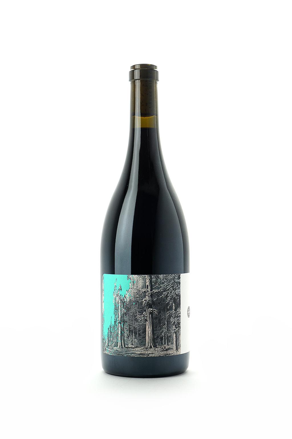 Cruse Wine Co Tannat Alder Springs Vyd 2018