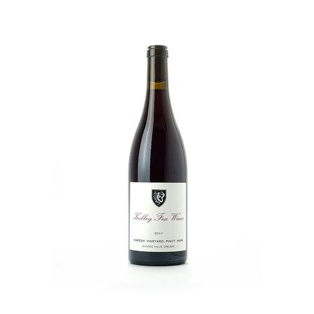 Kelley Fox Wines Dundee Hills Pinot Noir Maresh Vineyard 2017
