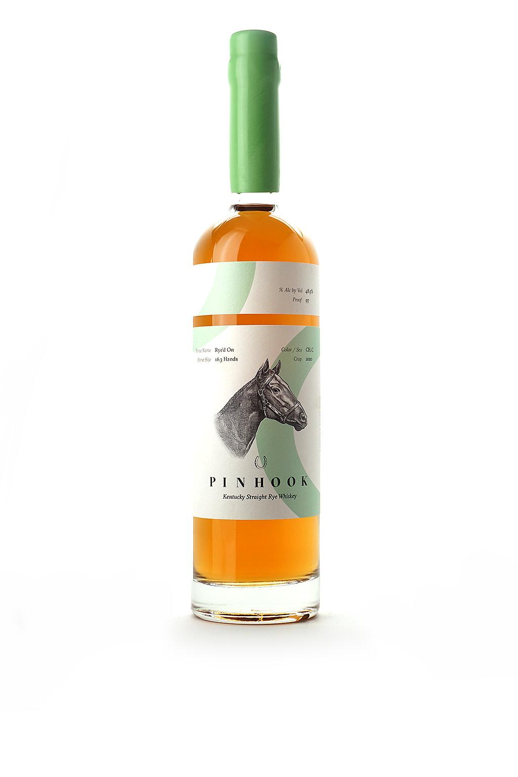 Pinhook Ryed On Straight Rye Whiskey
