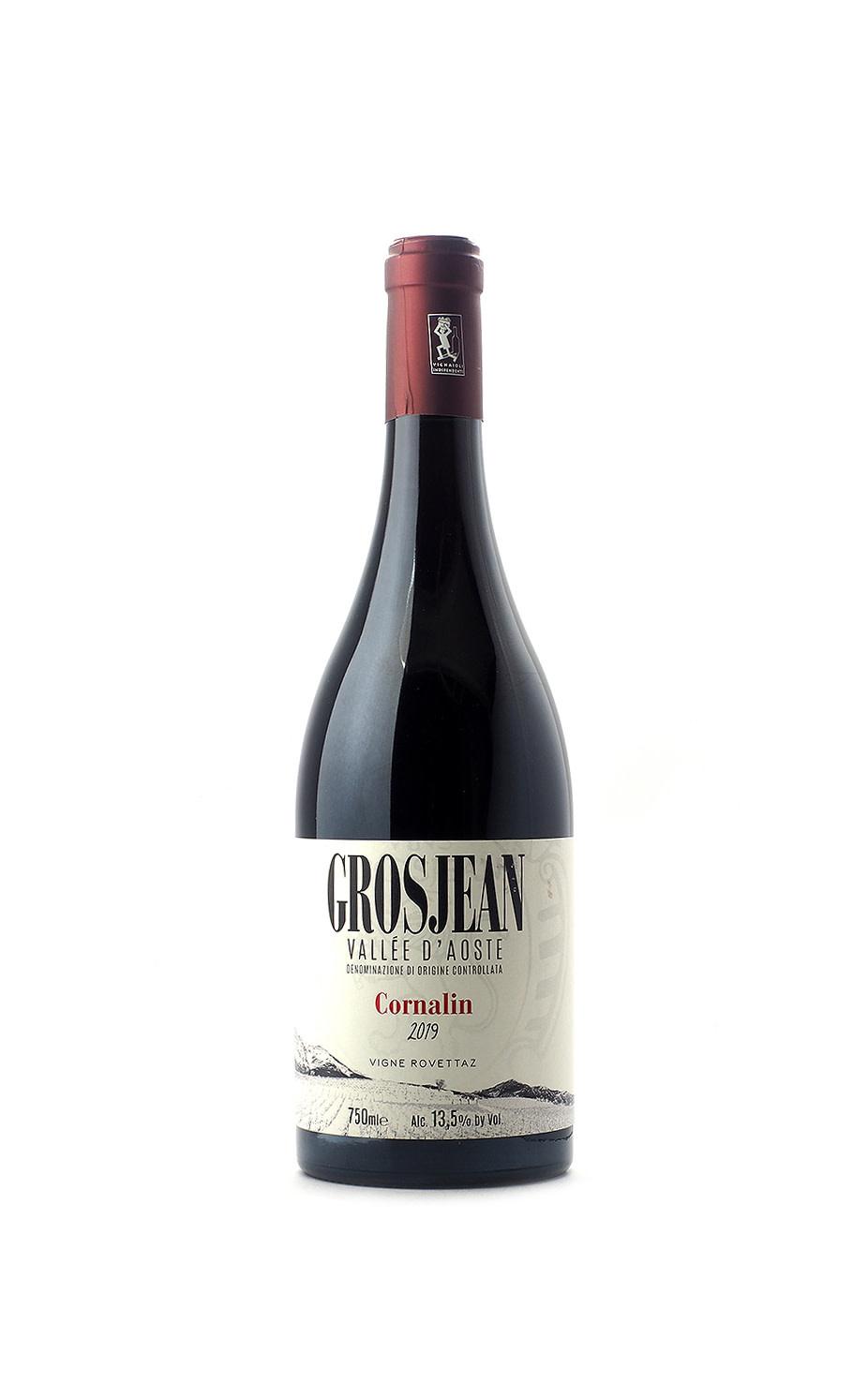 "Grosjean Cornalin ""Vigne Rovettaz"" Valle d'Aosta 2019"