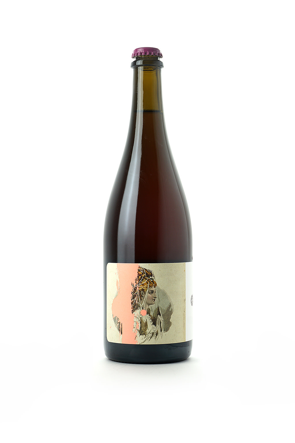 Cruse Wine Co Sparkling Valdiguie Deming Vyd 2019