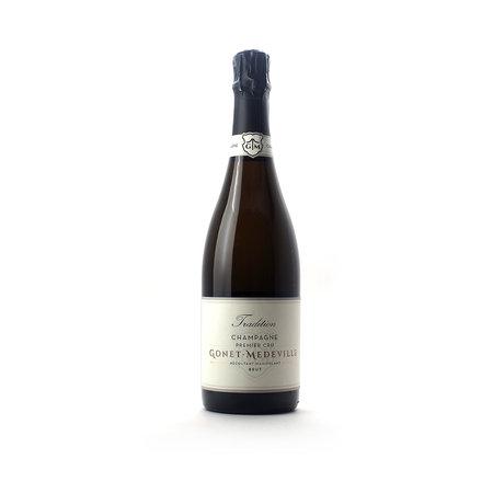 Gonet-Medeville Champagne 1er Cru Brut Tradition NV