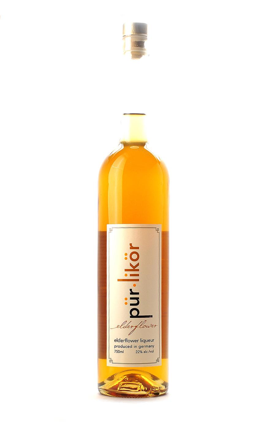 Pur Spirits Elderflower Liqueur