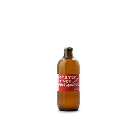 Oyster River Dry Cider NV 500ml
