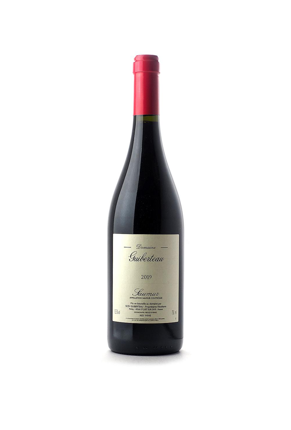 Guiberteau Saumur Rouge 2019