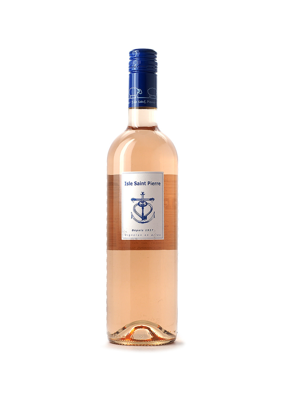Isle Saint Pierre Vin de Pays de Mediterranee Rose 2020
