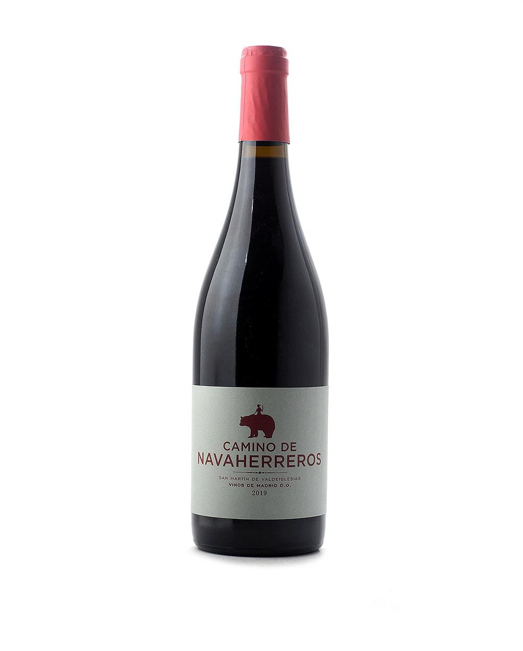 Bernabeleva Camino de Navaherreros Vinos de Madrid 2019