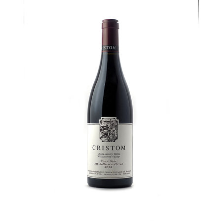 Cristom Mt Jefferson Cuvee Pinot Noir 2019